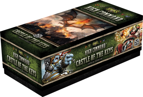 Hordes: High Command – Castle of the Keys