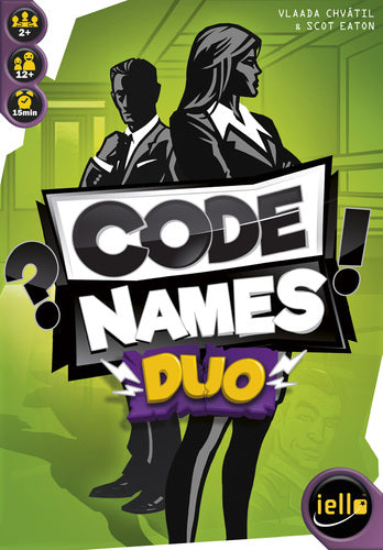 Codenames Duo (French Edition)