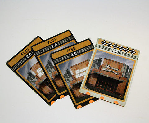 Colony Promo Pack #1 - 4 Colony Promo Cards (Bezier Games)