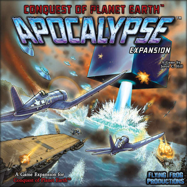 Conquest of Planet Earth: Apocalypse *PRE-ORDER*