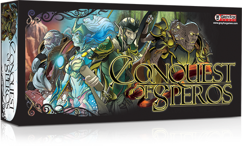 Conquest of Speros