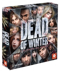 Dead of Winter: A Crossroads Game (French Version)