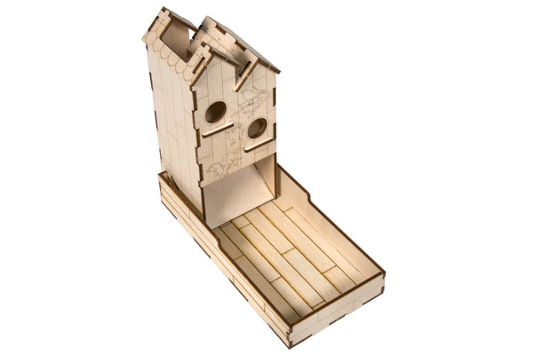 Broken Token - Mini Dice Tower Kit - Birdhouse