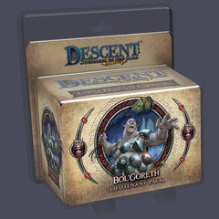 Descent: Journeys in the Dark (Second Edition) – Bol'Goreth Lieutenant Pack