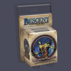 Descent: Journeys in the Dark (Second Edition) – Tristayne Olliven Lieutenant Pack