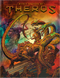 Dungeons & Dragons (5th Edition): Mythic Odysseys of Theros- Alternate Cover  (Hard Cover)