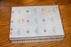 Broken Token - The Caverna Organizer