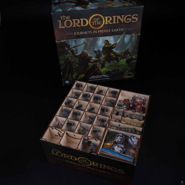 Laserox - Journeys in Middle-Earth Organizer