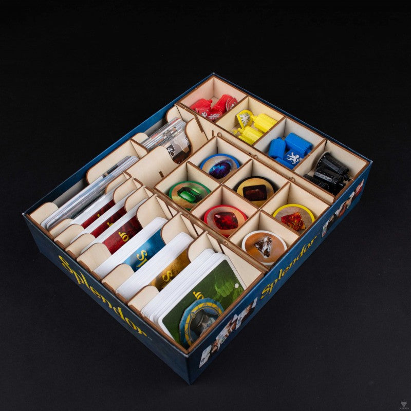 Laserox - Gemstone Organizer (Compatible with Splendor)