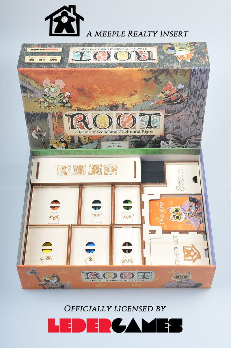 Meeple Realty -  Root Forest