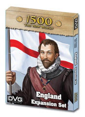 1500: The New World - England Expansion