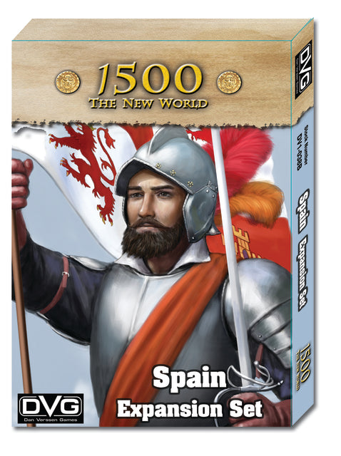 1500: The New World - Spain Expansion