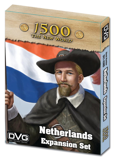 1500: The New World - Netherlands Expansion