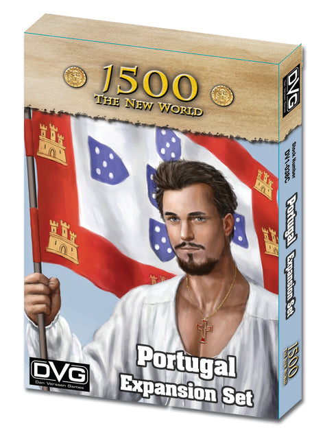 1500: The New World - Portugal Expansion