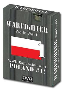 Warfighter: WWII Expansion #11 - Poland #1!