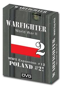 Warfighter: WWII Expansion #12 - Poland #2!