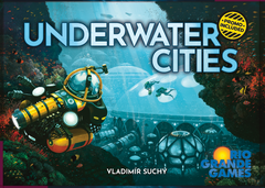 Underwater Cities (Rio Grande Games Edition) (Includes Biodome Promo)