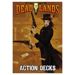 Deadlands 20th Anniversary Action Deck