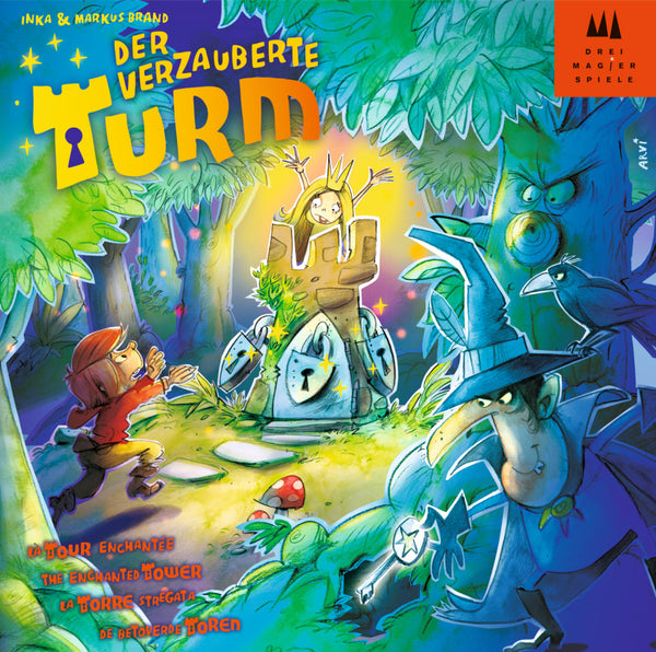 The Enchanted Tower (Der verzauberte Turm) (Import)