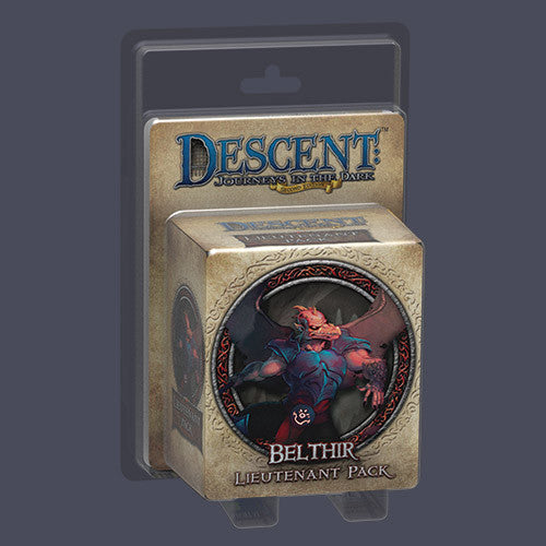 Descent: Journeys in the Dark (Second Edition) - Belthir Lieutenant Pack