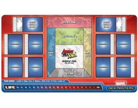 Marvel Dice Masters: Avengers VS X-Men: Play Mat
