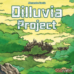 Dilluvia Project (Tasty Minstrel Games Edition) *PRE-ORDER* (ETA Aug 2019)