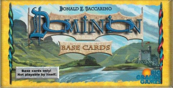 Dominion: Base Cards