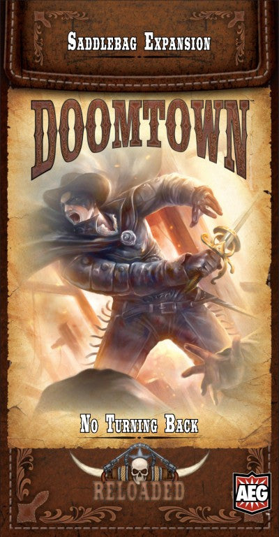 Doomtown: Reloaded - No Turning Back