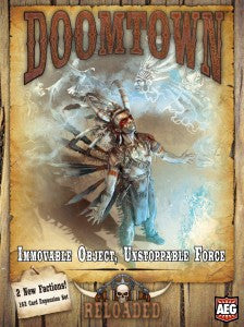 Doomtown: Reloaded – Immovable Object, Unstoppable Force