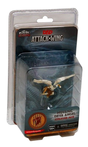 Dungeons & Dragons: Attack Wing – Movanic Deva Angel Expansion Pack