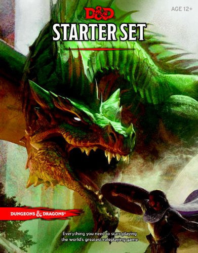 Dungeons & Dragons: Starter Set (Book)