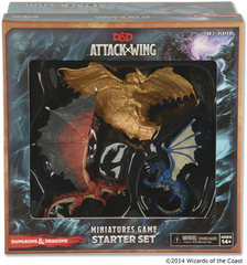 Dungeons & Dragons: Attack Wing – Starter Set