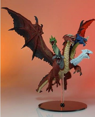 Dungeons & Dragons: Icons of the Realms - Tiamat Premium Figure