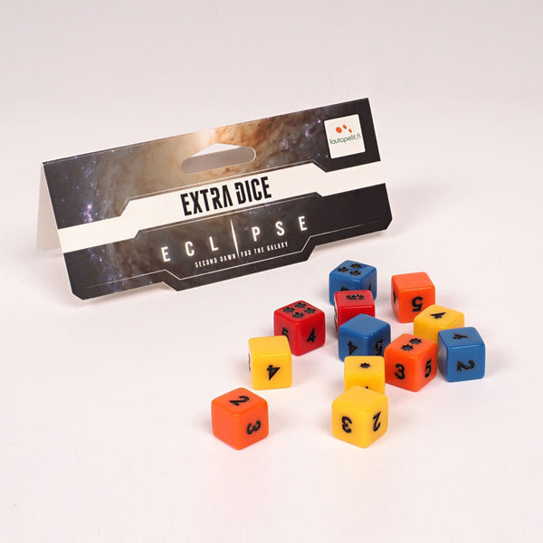 Eclipse: Second Dawn for the Galaxy - Extra Dice