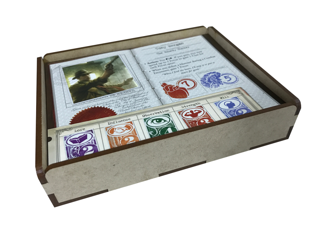 Buy go7 gaming storage solution for eldritch horror for Board game storage solutions