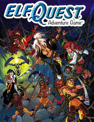 ElfQuest Adventure Game