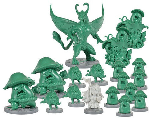 Super Dungeon Explore: Emerald Valley Warband