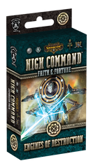 Warmachine: High Command – Faith & Fortune - Engines Of Destruction