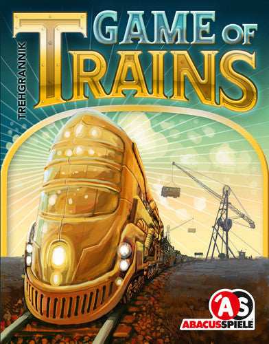 Game of Trains (English/German Second edition)