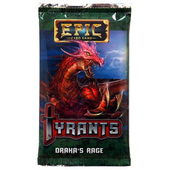 Epic Card Game: Tyrants - Draka's Rage Pack