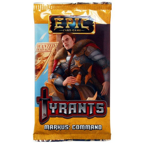 Epic Card Game: Tyrants - Markus' Command Pack