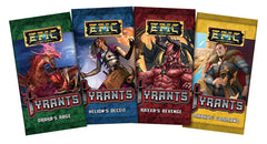 Epic Card Game: Tyrants - 4 Pack Bundle