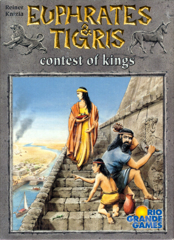 Euphrates & Tigris Card Game
