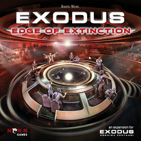 Exodus: Edge of Extinction (Kickstarter Edition)
