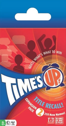 Time's Up: Title Recall - Expansion 2