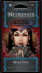 Android: Netrunner: 2016 World Championship Runner Deck - Whizzard