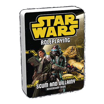 Star Wars: Roleplaying - Scum and Villainy