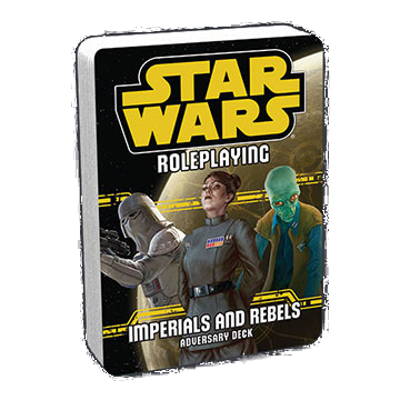 Star Wars: Roleplaying - Imperials and Rebels