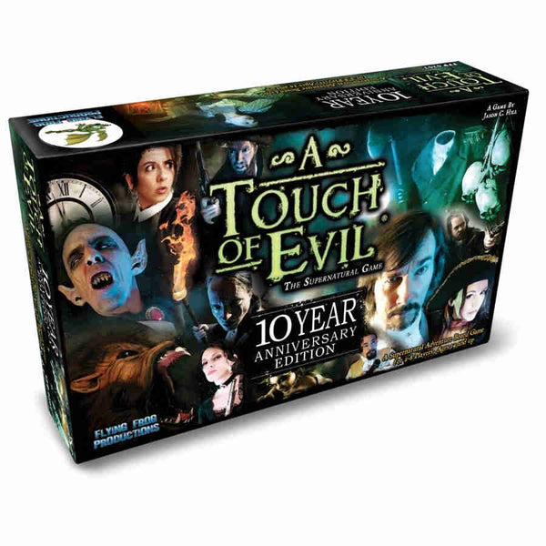 A Touch of Evil: The Supernatural Game (10th Anniversary Edition)