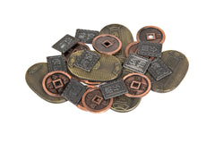 Broken Token - Fantasy Coins - Feudal Japan (25)